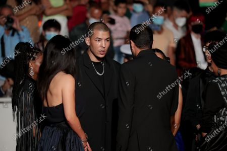 Editorial image of 'High and Fort' premiere, 74th Cannes Film Festival, France - 15 Jul 2021