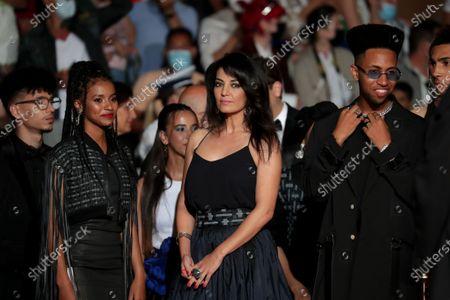 Anas Basbousi, Nabil Ayouch, Maryam Touzani and Ismail Adouab