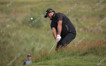 Editorial image of The 149th Open Championship, Royal St George's, England - 16 Jul 2021