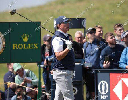 Editorial picture of The 149th Open Championship, Royal St George's, England - 16 Jul 2021
