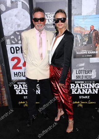 Editorial photo of STARZ 'Power Book III: Raising Kanan' TV show premiere, New York, USA - 15 Jul 2021