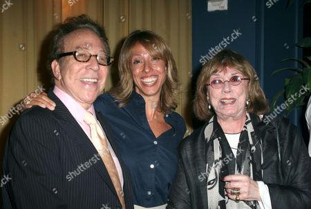 Kenny Solms, Amanda Green, Phyllis Newman