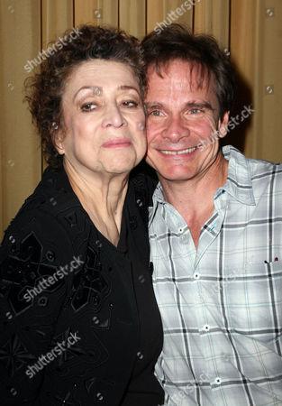 Liz Torres, Peter Scolari