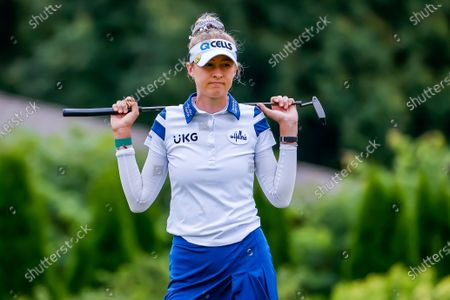 Editorial photo of Dow Great Lakes Bay Invitational women's golf tournament, Midland, USA - 16 Jul 2021