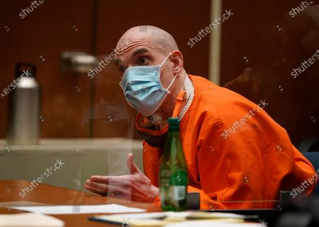 Editorial picture of Serial Killings Trial, Los Angeles, United States - 16 Jul 2021