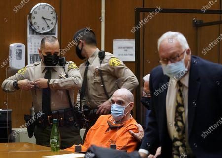 Editorial image of Serial Killings Trial, Los Angeles, United States - 16 Jul 2021