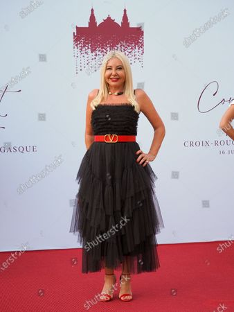 Editorial photo of Red Cross Summer concert, Monte Carlo, Monaco - 16 Jul 2021