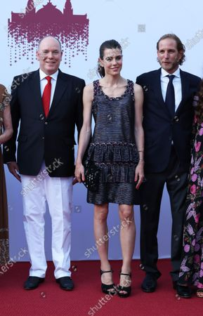 Prince Albert II of Monaco, Charlotte Casiraghi Rassam