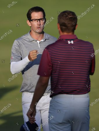 Editorial image of British Open Golf, Sandwich, United Kingdom - 17 Jul 2021