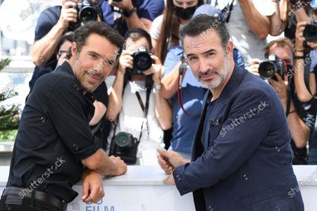 Nicolas Bedos and Jean Dujardin