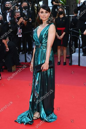 Editorial image of 'OSS 117: From Africa with Love' premiere and Closing Ceremony, 74th Cannes Film Festival, France - 17 Jul 2021