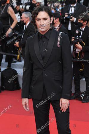 Stock Picture of Nicolas Maury