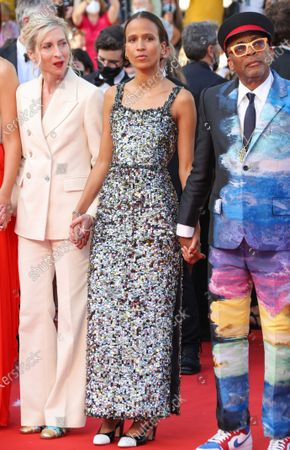 Jessica Hausner, Mati Diop and Spike Lee
