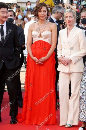 Maggie Gyllenhaal and Jessica Hausner