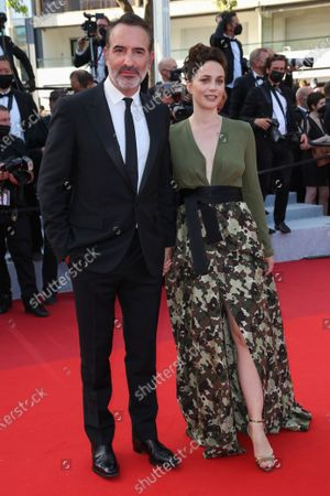 Editorial picture of 'OSS 117: From Africa with Love' premiere and Closing Ceremony, 74th Cannes Film Festival, France - 17 Jul 2021