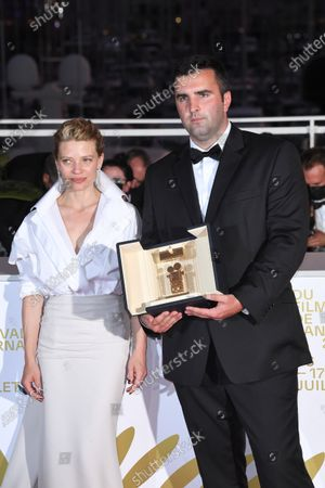 Editorial picture of Winners' photocall, 74th Cannes Film Festival, France - 17 Jul 2021