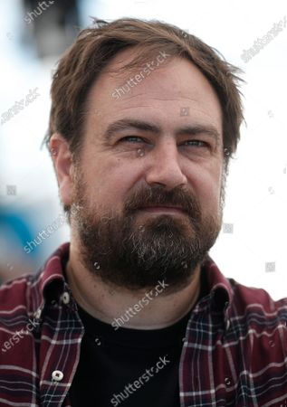 Justin Kurzel poses during the photocall for 'Nitram' at the 74th annual Cannes Film Festival, in Cannes, France, 17 July 2021. The movie is presented in the Official Competition of the festival which runs from 06 to 17 July.