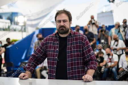 Director Justin Kurzel poses for photographers at the photo call for the film 'Nitram' at the 74th international film festival, Cannes, southern France