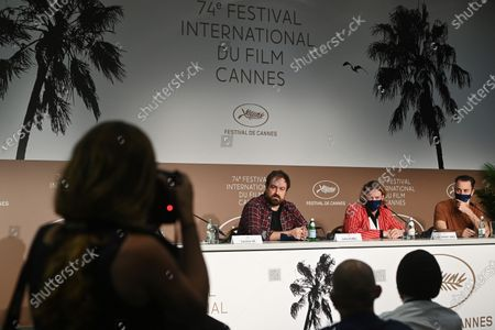 Editorial image of Nitram Press Conference - 74th Cannes Film Festival, France - 17 Jul 2021