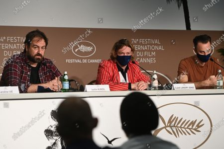 Editorial picture of Nitram Press Conference - 74th Cannes Film Festival, France - 17 Jul 2021