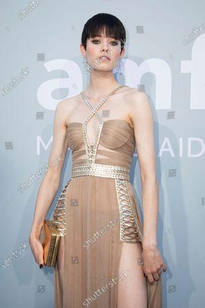 Editorial image of 2021 amfAR Arrivals, Cannes, France - 16 Jul 2021