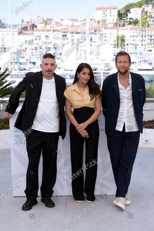 Leila Bekhti, Damien Bonnard, Joachim Lafosse