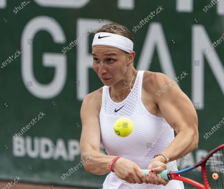 Editorial image of Hungarian Ladies Open, Budapest, Hungary - 17 Jul 2021