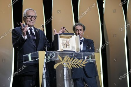 Editorial image of 2021 Awards Ceremony, Cannes, France - 17 Jul 2021
