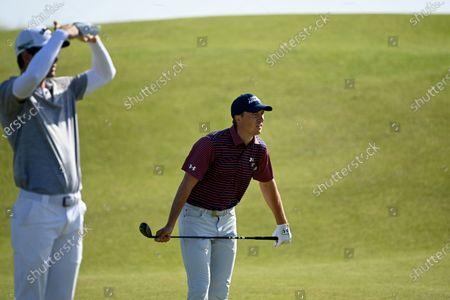 Editorial photo of Golf The Open 2021 -  Third Round, Sandwich, United Kingdom - 17 Jul 2021