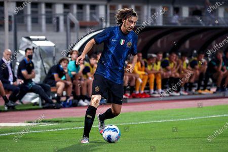 Editorial picture of Lugano v FC Internazionale - Pre-Season Friendly, Switzerland - 17 Jul 2021