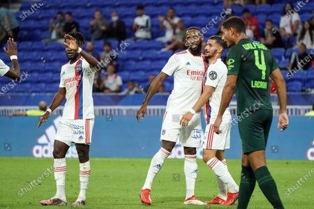 Editorial image of Soccer, Decines, France - 17 Jul 2021