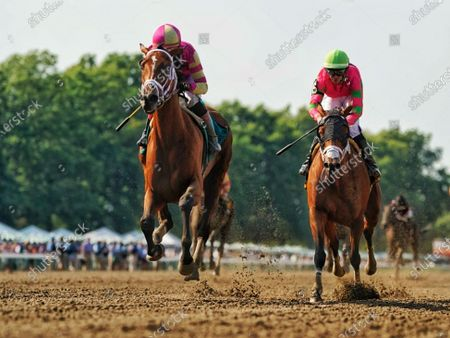 Editorial photo of Horse Racing Haskell Invitational Day, Oceanport, USA - 17 Jul 2021