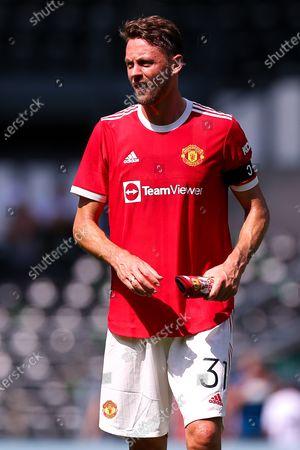 Nemanja Matic of Manchester United