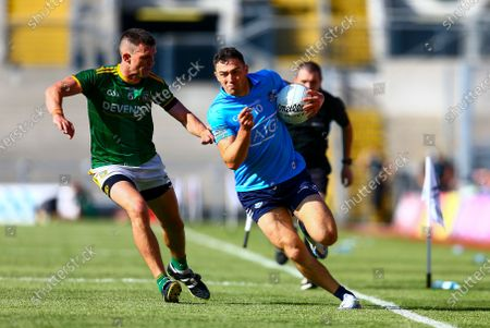 Editorial image of Leinster GAA Football Senior Championship Semi-Final, Croke Park, Dublin - 18 Jul 2021