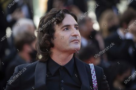 Editorial picture of 2021 Awards Ceremony Red Carpet, Cannes, France - 17 Jul 2021