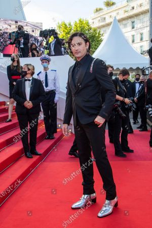 Editorial image of 2021 Awards Ceremony Red Carpet, Cannes, France - 17 Jul 2021