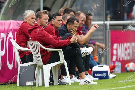 Head coach Julian Nagelsmann (FC Bayern Munich)