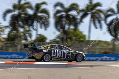 TOWNSVILLE, AUSTRALIA - JULY 17: Jake Kostecki, Matt Stone Racing, Holden Commodore ZB at Townsville on Saturday July 17, 2021 in Townsville, Australia. (Photo by Mark Horsburgh / LAT Images)