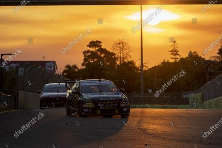 Stock Image of TOWNSVILLE, AUSTRALIA - JULY 17: Zane Goddard, Matt Stone Racing, Holden Commodore ZB at Townsville on Saturday July 17, 2021 in Townsville, Australia. (Photo by Mark Horsburgh / LAT Images)