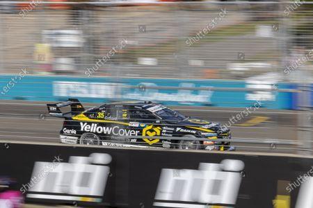 TOWNSVILLE, AUSTRALIA - JULY 17: Zane Goddard, Matt Stone Racing, Holden Commodore ZB at Townsville on Saturday July 17, 2021 in Townsville, Australia. (Photo by Mark Horsburgh / LAT Images)