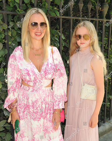 Stock Picture of Naomi Isted and her daughter