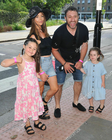 Rosanna Jasmin, Antony Costa and children