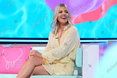 Stock Photo of Mollie King