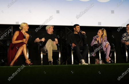 """Editorial picture of Apple's """"Ted Lasso"""" Season Two Special FYC Screening at the Pacific Design Center, Los Angeles, CA, USA - 16 Jul 2021"""
