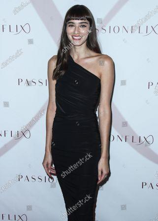 Editorial photo of Los Angeles Premiere Of Passionflix's Series 'Driven' Season 2, Santa Monica, California, USA - 17 Jul 2021