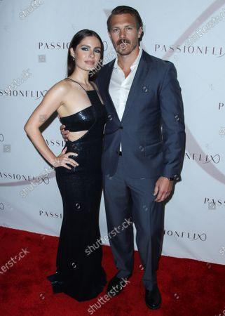 Editorial image of Los Angeles Premiere Of Passionflix's Series 'Driven' Season 2, Santa Monica, California, USA - 17 Jul 2021