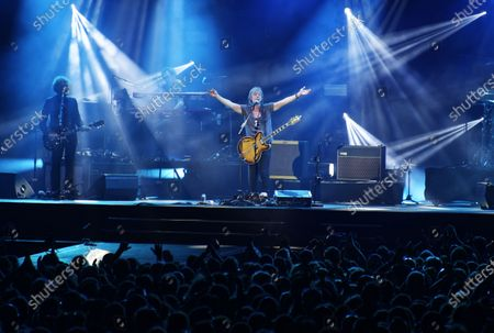 Jean-Louis Aubert in concert during the 36th edition of the Festival des Francofolies de la Rochelle which takes place from July 10 to 14. Covid obliges: the gauge was limited to 5,000 spectators for the concerts of the big outdoor scene and with presentation of the sanitary pass