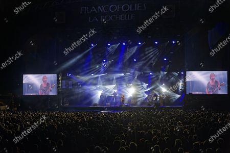 Editorial image of Festival Des Francofolies, La Rochelle, France - 10 Jul 2021