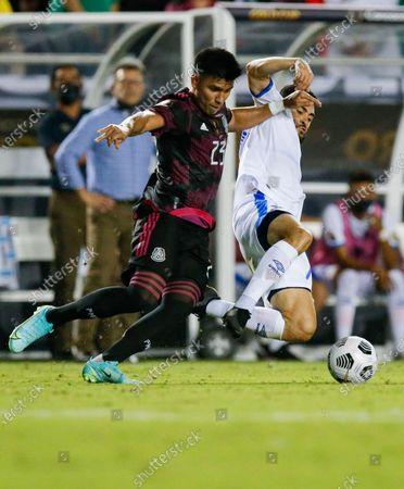 Editorial picture of CONCACAF Mexico El Salvador Soccer, Dallas, United States - 18 Jul 2021