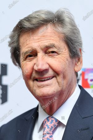 Stock Picture of Melvyn Bragg